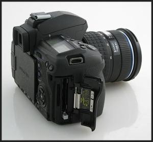 Olympus E-30 Manual - camera side