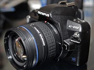 Olympus E-450 Manual User Guide and Detail Specification