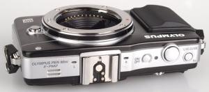 Olympus E-PM2 Manual - camera side