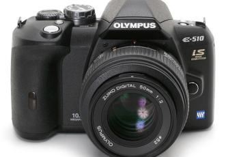 Olympus Evolt E-510 Manual for Olympus Advance DSLR Camera
