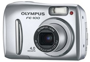 Olympus FE-100 Manual User Guide and Product Specification