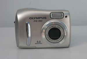 Olympus FEa-110 Manual User Guide and Specification
