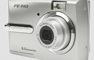Olympus FE-140 Manual User Guide and Product Specification