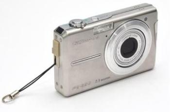 Olympus FE-220 Manual - Olympus 7.1 MP Compact Camera