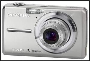 Olympus FE-220 Manual for Olympus 7.1 MP Compact Camera