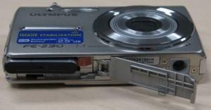 Olympus FE-230 Manual-camera side