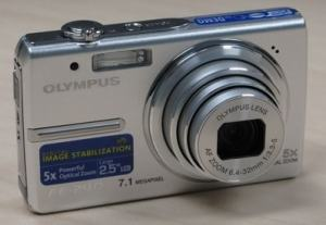 Olympus FE-240 Manual for Ultra-Thin Olympus Camera You Need to Watch