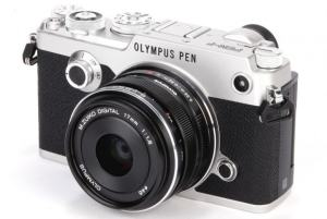 Olympus PEN-F Manual User Guide and Product Specification