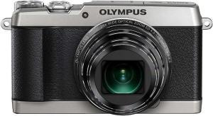Olympus SH-1 Manual - camera front face