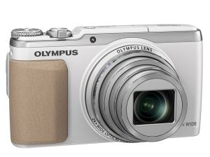 Olympus SH-50 iHS Manual - camera front face