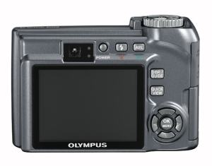 Olympus SP-320 Manual - Camera back face