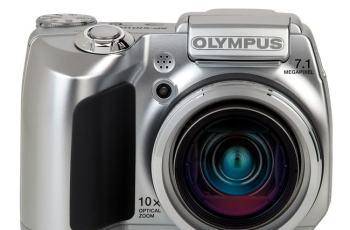 Olympus SP-510 UZ Manual User Guide and Product Specification