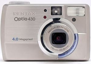 Pentax Optio 430 Manual for the Next Generation Ultra-Compact Camera