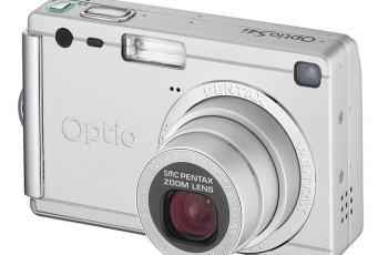 Pentax Optio S4i Manual User Guide and Product Specification