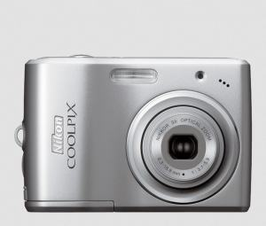 Nikon CoolPix L14 Manual - camera front side