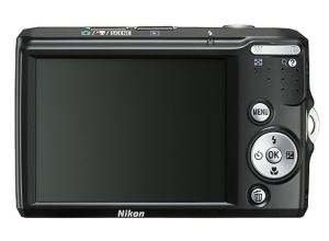 Nikon CoolPix L16 Manual-camera back side