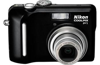 Nikon CoolPix P1 Manual for Nikon Compact Camera with Easy-File Sharing 1
