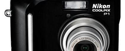 Nikon CoolPix P1 Manual for Nikon Compact Camera with Easy-File Sharing 1