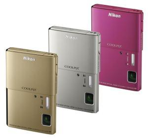 Nikon CoolPix S100 Manual - camera variants