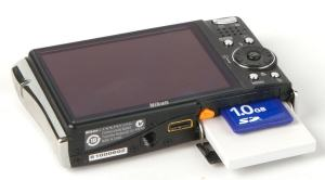 Nikon CoolPix S51C Manual - camera side
