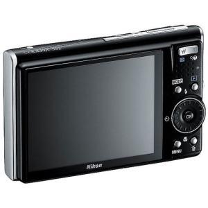 Nikon CoolPix S52 Manual - camera back side