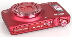 Nikon CoolPix S9400 Manual - camera side