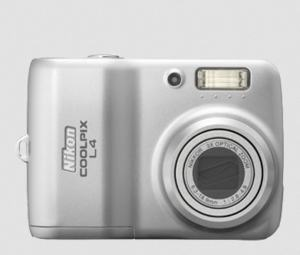 Nikon Coolpix L4 Manual for Nikon Low-End Camera for Low-Budgeting Photography