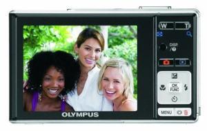 Olympus FE-3010 Manual - camera back side