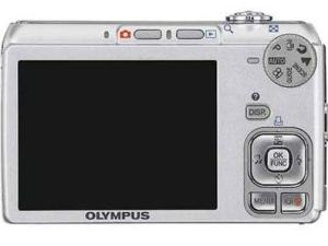 Olympus FE-320 Manual - camer back side