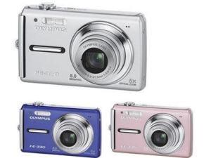 Olympus FE-330 Manual-camera variant