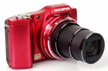 Olympus SZ-11 Manual - camera front face