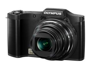 Olympus SZ-12 Manual - camera front face