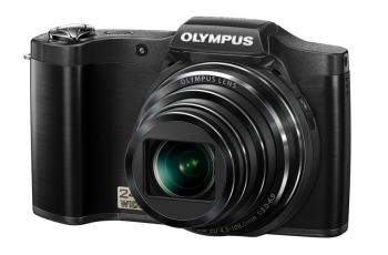 Olympus SZ-12 Manual - camera front face