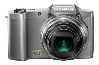 Olympus SZ-14 Manual for Olympus Affordable Super Zoom Camera
