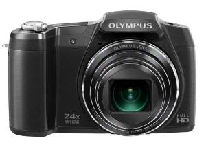 Olympus SZ-17 Manual - camera front face