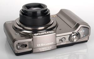 Olympus SZ-20 Manual - camera side