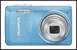 Olympus Stylus-5010 Manual - camera front face