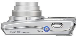 Olympus Stylus 840 Manual - camera side