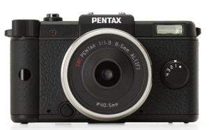 Pentax Q Manual - camera front face