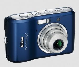 Nikon Coolpix L18 Manual - camera front face