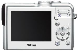 Nikon Coolpix P2 Manual - camera back side