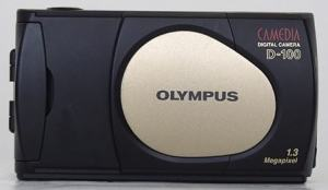 Olympus D-100 Manual User Guide and Product Specification