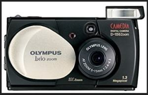 Olympus D-150 Manual User Guide and Product Specification