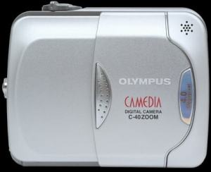 Olympus D-40 Zoom Manual User Guide and Product Specification