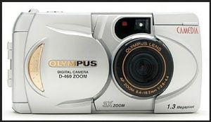 Olympus D-450 Zoom Manual for Olympus Novice Photo Enthusiasts