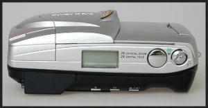 Olympus D-460 Zoom Manual - camera side