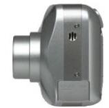 Olympus D-575 Zoom Manual - camera side