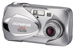 Olympus D-580 Zoom Manual for Olympus All-in-One Compact Low Budget Camera