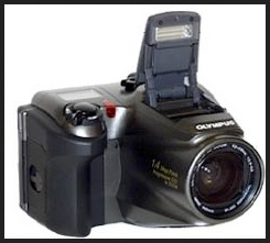 Olympus D-600L Manual for Olympus Camera with SLR Function in Compact Body