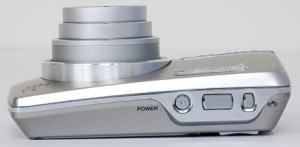 Olympus Stylus 750 Manual - camera side